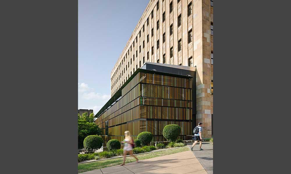 Uq Michie Building Building Certifiers Australia