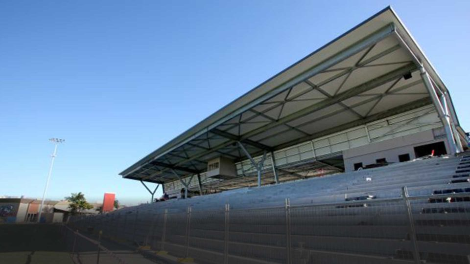 Redcliffe Dolphins Grandstands