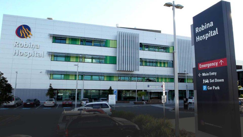 Robina Hospital Alterations