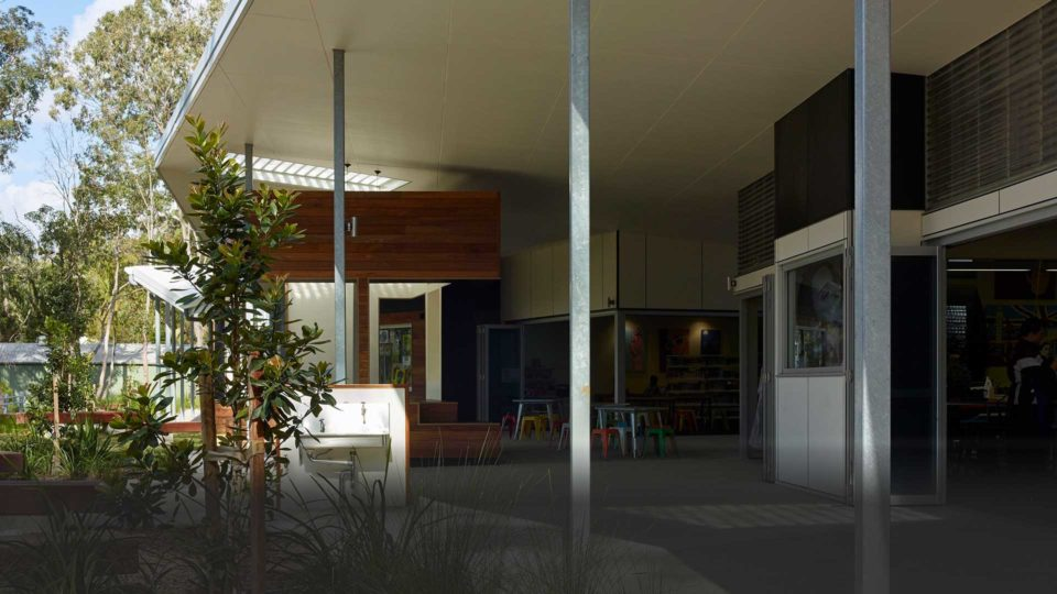 Kimberley College Library & Arts Building